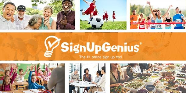 signupgenius uses cases studies tips ideas transferring creating data online sign ups forms sheets