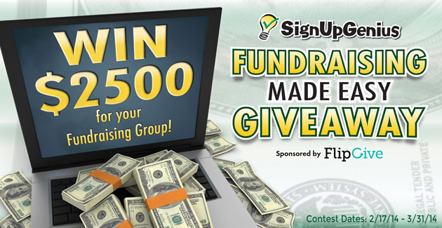 Fundraising Made Easy Giveaway