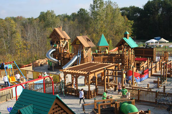 Franklin Wisconsin American Disabilities Act playground