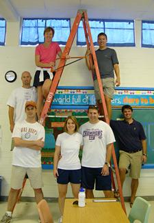 Ada Jenkins Center Volunteers