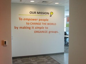 SignUpGenius Mission Statement