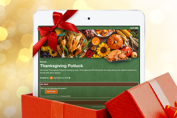 sign up designs thanksgiving christmas holidays new themes