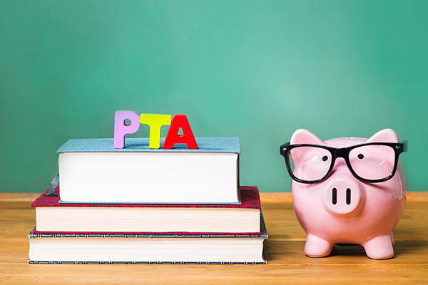 pta pto parents teachers association school fundraising ideas
