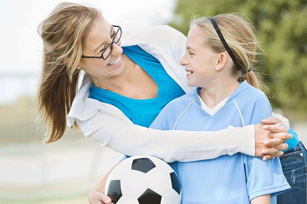 sports carpool ideas tips scheduling coordination web apps mobile schedule soccer football softball baseball basketball gymnastics