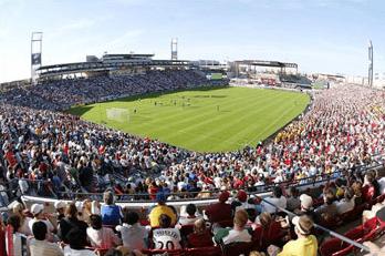 Dallas Cup soccer tournament crowd photo SignUpGenius