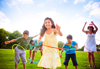 helping your kids get exercise when they dont play sports - Exercise Pictures For Kids