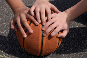 youth sports basketball baseball soccer cheerleading kids rec leagues