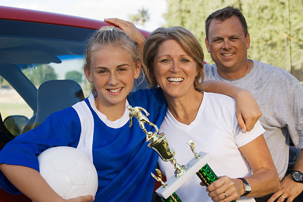 sports team tips, parents, moms, dads, organizing, planning, end of season party, celebration, snacks, schedule, rotation, carpool, communication, signup, sign up system