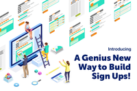SignUpGenius Introduces New Sign Up Builder to Empower Organizers