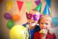 Birthday Party Planning Checklist