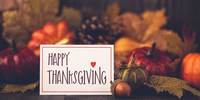 Tips to Simplify Your Thanksgiving Planning