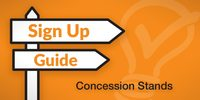 Sign Up Guide: Concession Stands