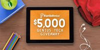 Enter a Favorite School to Win Our $5,000 Genius Tech Giveaway