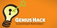 Genius Hack: Create Custom Reminders and Confirmation Messages