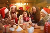 100 Icebreaker Questions for Christmas Parties