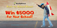 Back-to-School Boost Giveaway