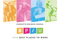 SignUpGenius Named one of Charlotte's Best Places to Work and Fastest-Growing Companies