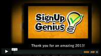 SignUpGenius Finishes 2013 with Strong Growth