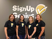 SignUpGenius Named as Finalist in 2014 American Business Awards