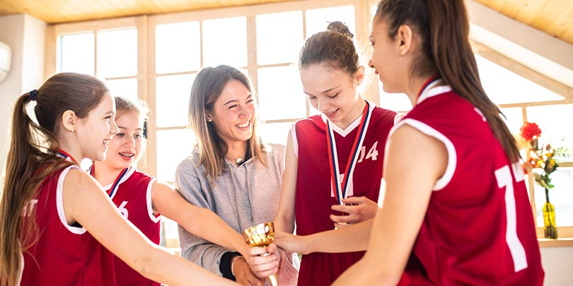 40 Basketball Team Award Ideas