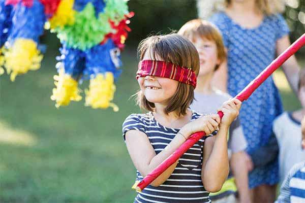 20 Creative Children S Birthday Party Games