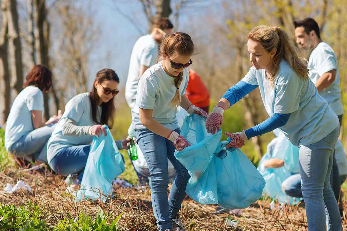 50 Community Service Ideas