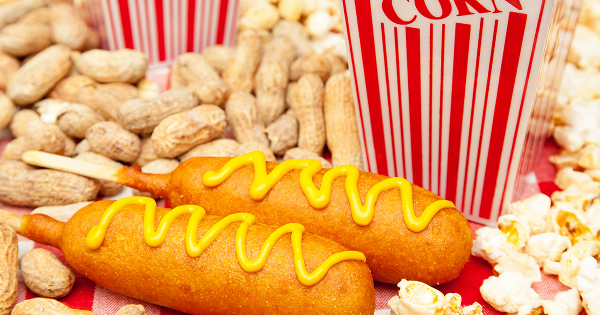 50 Concession Stand Snack Ideas to Raise More Money