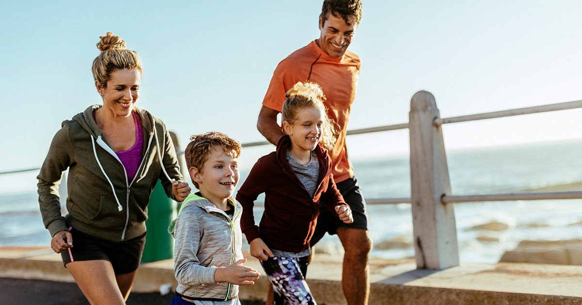 Family Fitness Challenge: Tips and Ideas
