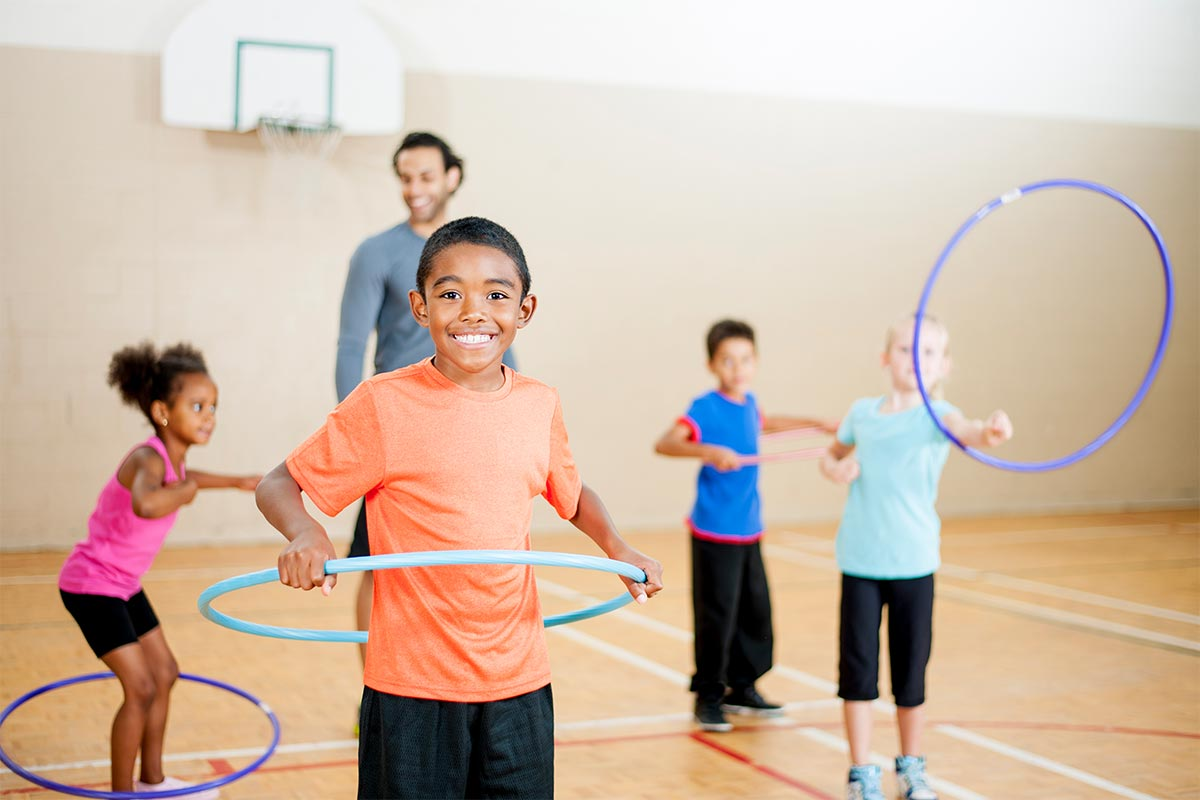 25 Gym Class Games