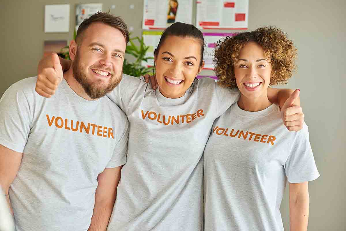 50 National Volunteer Week Ideas
