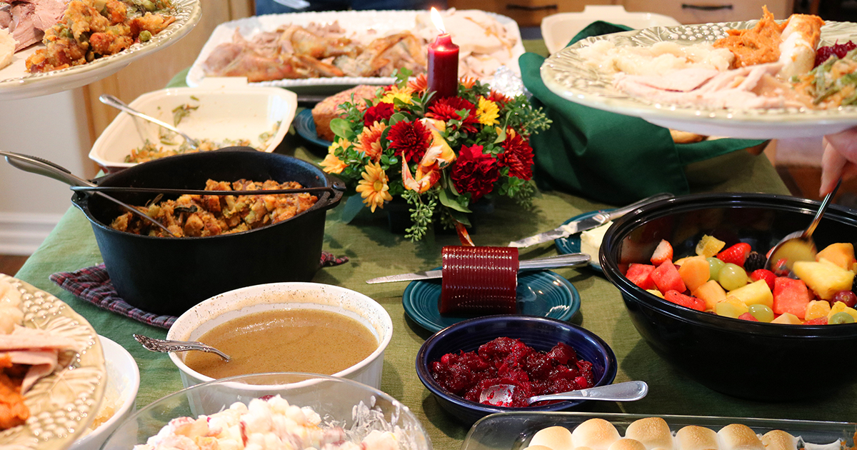 35 Potluck Tips and Ideas for Large Groups