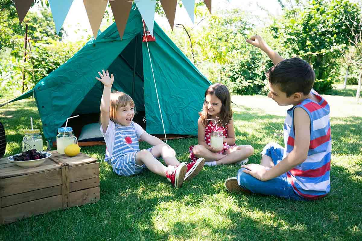 50 Spring Break Staycation Ideas