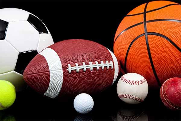 sports balls background assorted team tips season ball equipment parent basketball baseball football soccer parents cricket successful tennis signupgenius being
