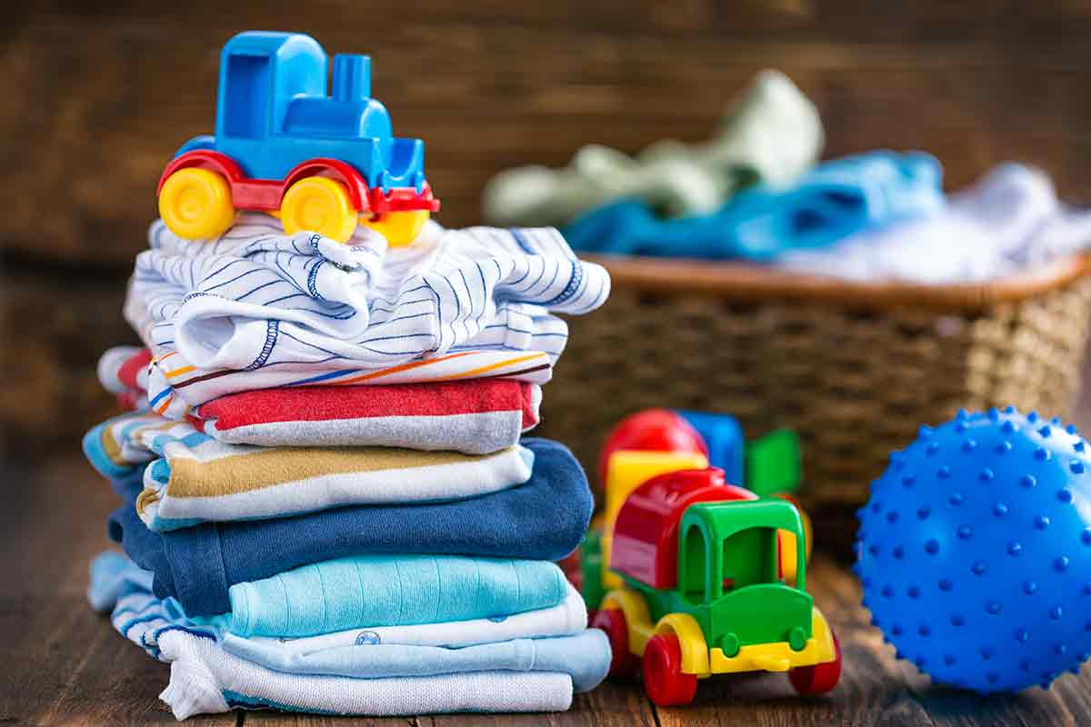 Tips to Host a Clothing Swap for Kids