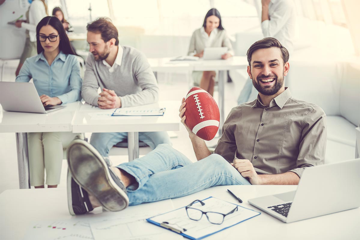 20 Tips for Managing the Office Football Pool
