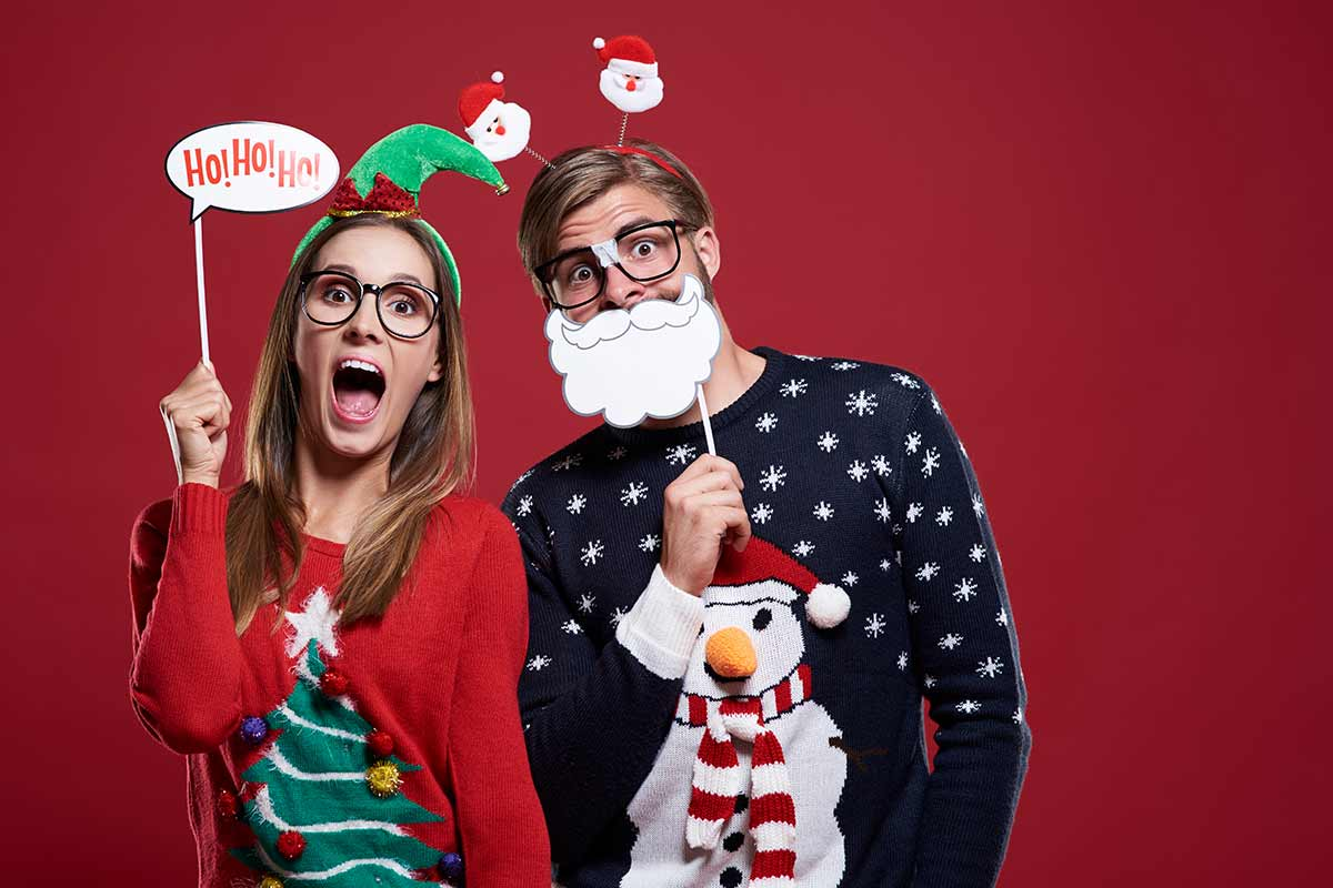 Ugly Christmas Sweater Ideas and Party Tips