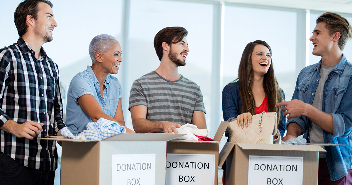 50 Volunteering Ideas and Tips for Your Business