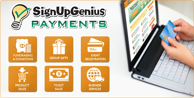 SignUpGenius Payments