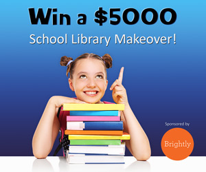 Win a $5000 School Library Makeover!