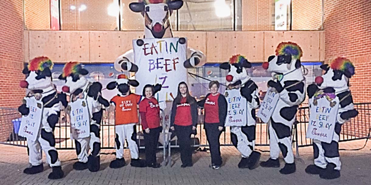 Marketing Firm Helps Chick-Fil-A and Ringling Brothers Find a Genius Partnership