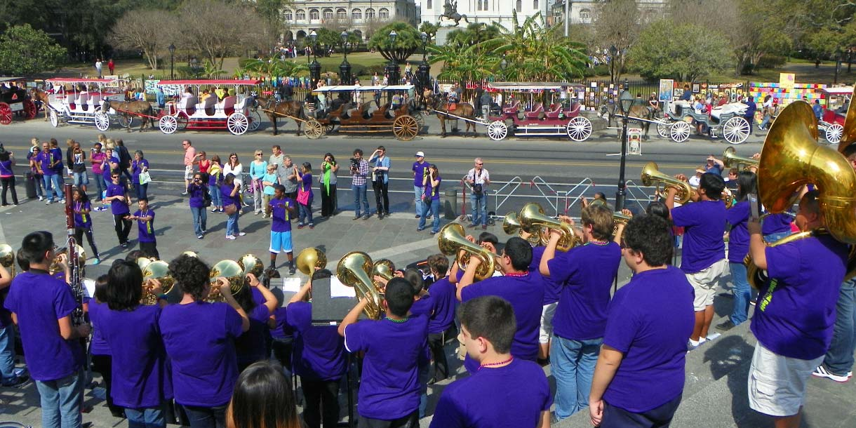 High School Band Raises $70,000 with SignUpGenius