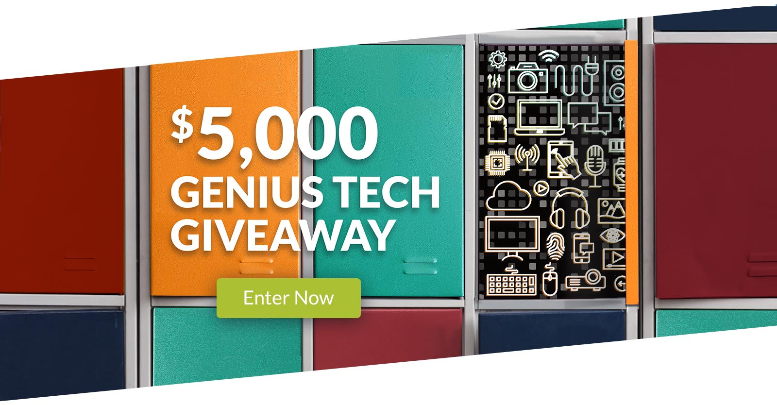 Genius Tech Giveaway