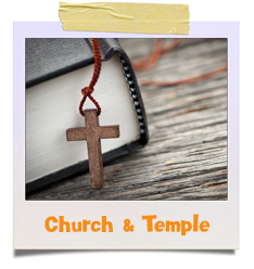 church and temple sign ups