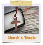 church and temple signups