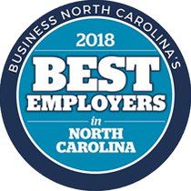 Business North Carolina's 2018 Best Employers in NC