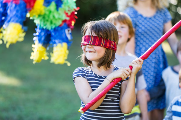 20 Creative Children's Birthday Party Games