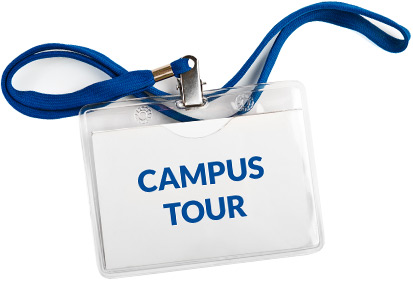 Campus Tour Lanyard