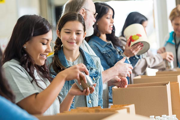 25 Tips to Plan a Successful Food Drive