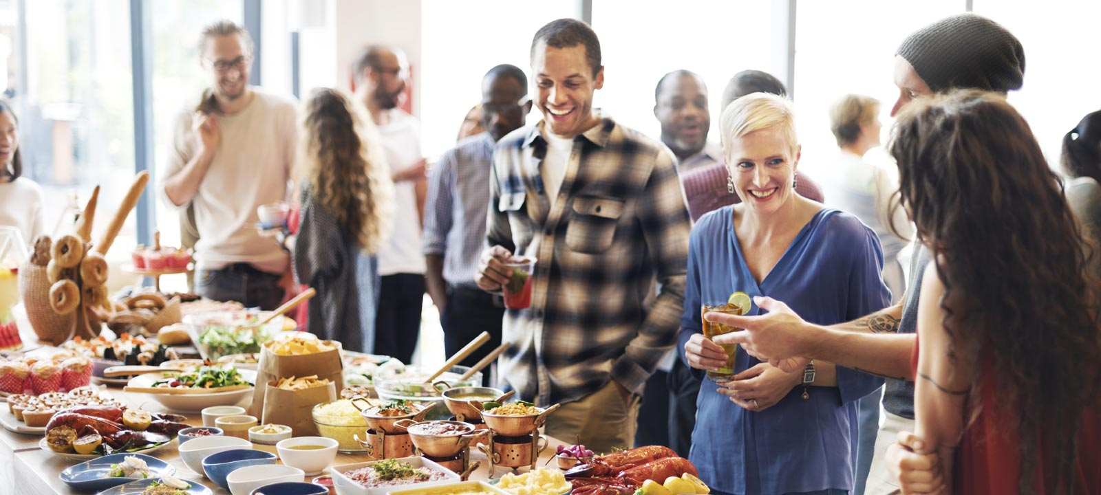potluck planning resources tips ideas