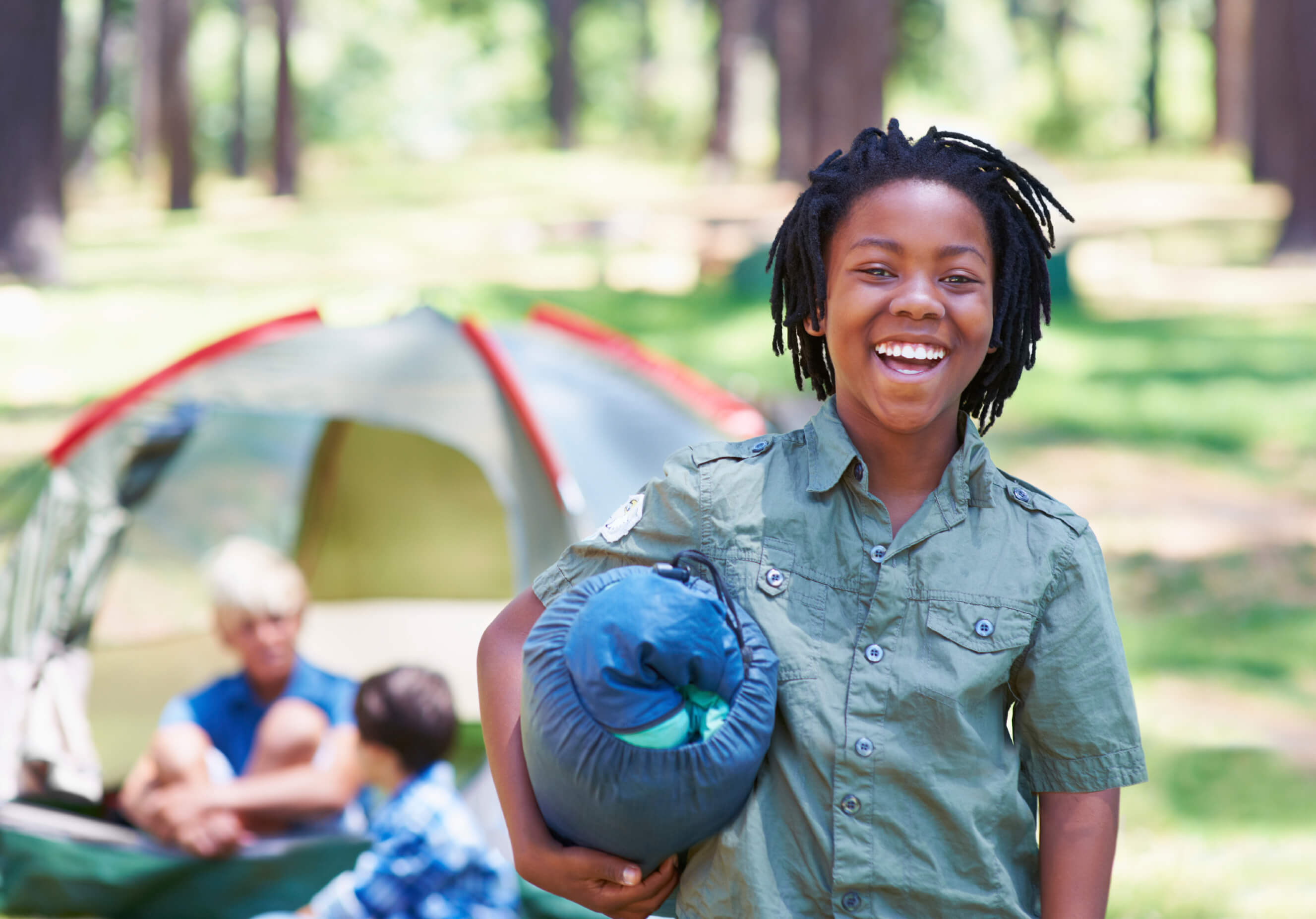 Boy Scout and Girl Scout Game Ideas